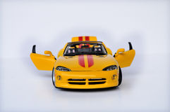 Dodge Viper front. A Dodge Viper rt/10 sports car Stock Photo