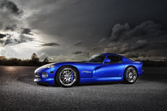 Dodge Viper GTS Stock Photography