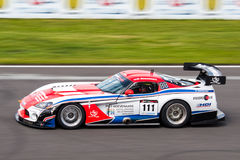 Dodge Viper race car Royalty Free Stock Photo