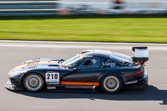 Dodge Viper race car Stock Photography