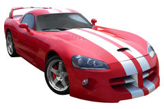 DODGE VIPER SPORTCAR Stock Photos