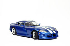 Dodge Viper sports car Royalty Free Stock Images