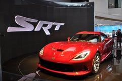 Dodge Viper SRT Royalty Free Stock Images