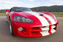 Dodge Viper SRT Stock Photo