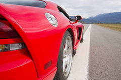 Dodge Viper SRT Royalty Free Stock Images