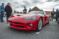 2004 Dodge Viper SRT-10 RSI SR 550 Convertible Royalty Free Stock Image