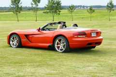 Dodge viper Royalty Free Stock Image