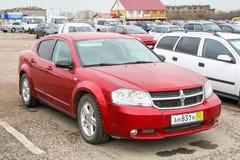 Dodge-Wreker stock afbeelding