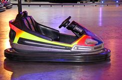 Dodgem Car. Royalty Free Stock Photo