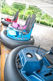 Dodgem car Royalty Free Stock Photo