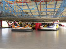 Dodgem Cars Royalty Free Stock Images
