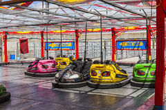 Dodgem Cars Stock Image