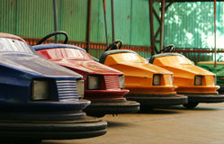 Dodgem Royalty Free Stock Image