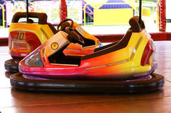dodgems Obrazy Royalty Free