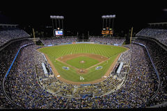 Dodger Stadium Stock Photography