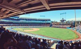 Dodger Stadium imagenes de archivo
