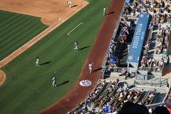Free Dodger Stadium Dugout - Los Angeles Dodgers Stock Photos - 32800823