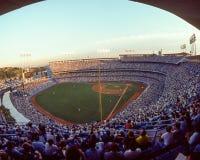 Dodger Stadium, Los Angeles, CA immagini stock