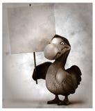 dodo stock illustrationer