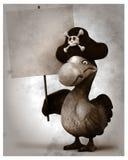 dodo royaltyfri illustrationer
