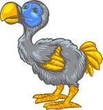 dodo d'oiseau illustration de vecteur