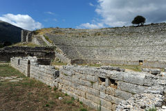 Dodona, ancient Greece oracle site Stock Photography