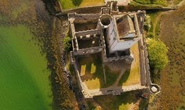 Free Doe Castle Creeslough County Donegal Ireland Stock Photo - 148375820