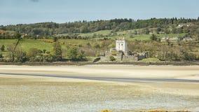 Doe Castle Creeslough Ireland Stock Photos
