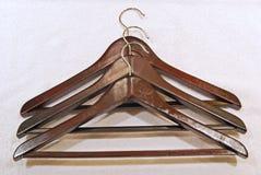 Doek drogende hanger Royalty-vrije Stock Afbeelding