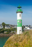 Doelan lighthouse Royalty Free Stock Image