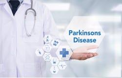 Doença de Parkinsons Imagem de Stock