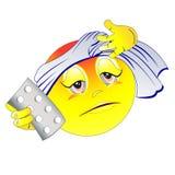 Doença de Smilie Imagem de Stock