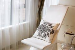 Doende leunen stoel Stock Afbeelding