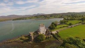 Doeslottcreeslough i länet Donegal Irland lager videofilmer