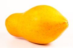 dof świeży melonowa płycizny kolor żółty fotografia stock