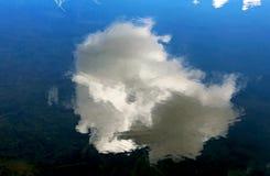 Dog湖,图奥勒米草甸,优胜美地 免版税图库摄影