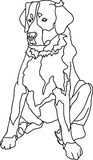 Dog 1 Royalty Free Stock Images