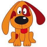 Dog. An illustration of a dog Stock Images