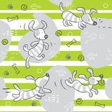 Dog background royalty free stock images