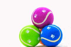Dog Balls Stock Images