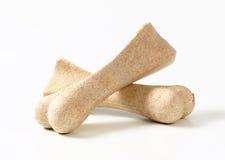 Dog biscuit bones Stock Images