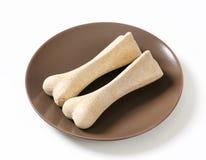 Dog biscuit bones Royalty Free Stock Image