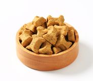 Dog biscuit bones Stock Photos