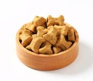 Dog biscuit bones Stock Photos