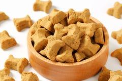 Dog biscuit bones Stock Photography