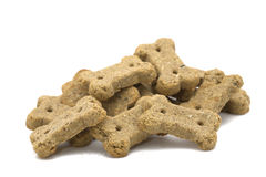 Dog Biscuit Treats Royalty Free Stock Photography