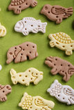 Dog biscuits Royalty Free Stock Image