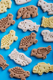 Dog biscuits Stock Photos