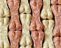 Dog bone food Royalty Free Stock Images