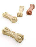 Dog bone food  Stock Photo